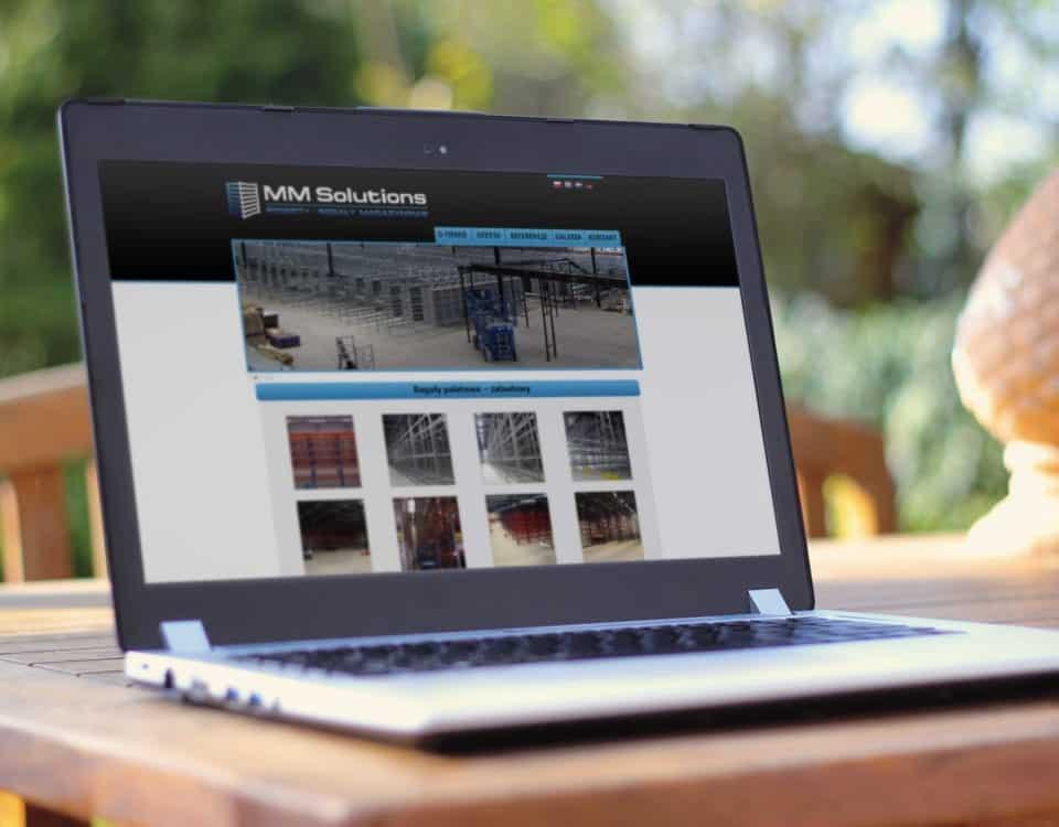 Wizytówka firmowa w internecie